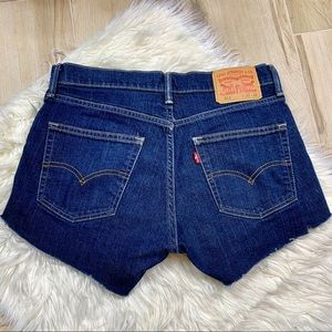 Levi's Shorts - Levi's 511 Cut Off Shorts